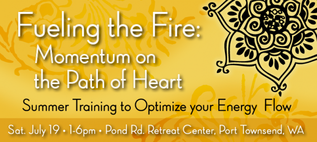 Fueling the Fire: Momentum on the Path of Heart