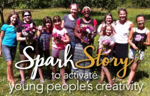 spark-story-to activate young people's creativity