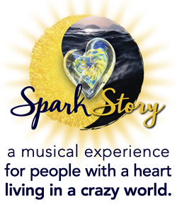 Spark Story - a musical experience for people with a heart living in a crazy world