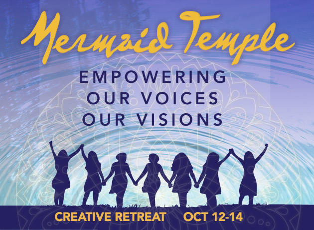 Mermaid Temple Creative Retreat Seattle