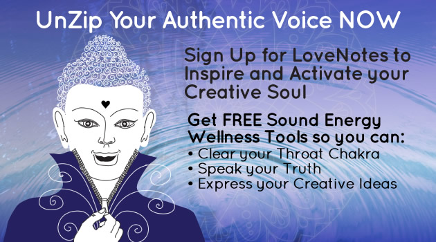 UnZip your Authentic Voice