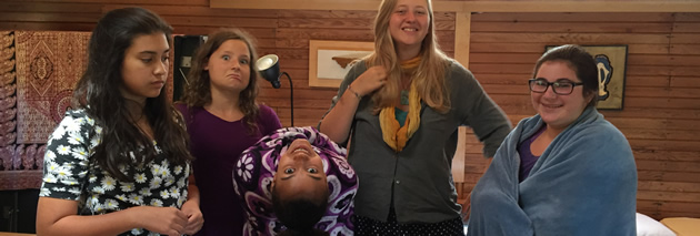 Kitsap Day Camp Teen Voice 2016