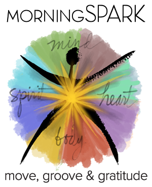 MorningSpark dance yoga class Poulsbo North Kitsap