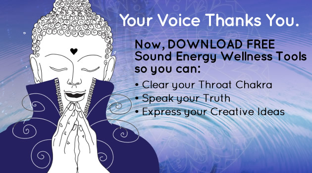 Your Authentic Voice thanks you